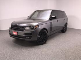 2017 Land Rover Range Rover Supercharged:24 car images available