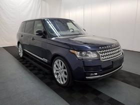 2017 Land Rover Range Rover Supercharged:8 car images available
