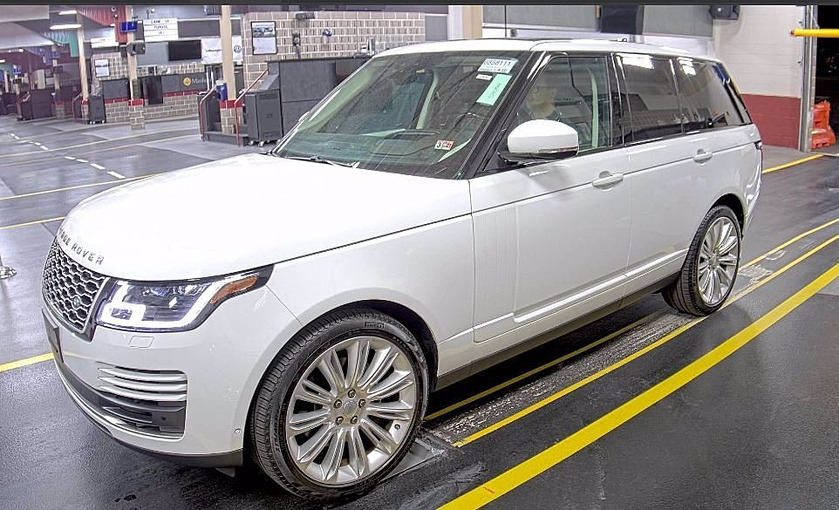 2019 Land Rover Range Rover Supercharged:5 car images available