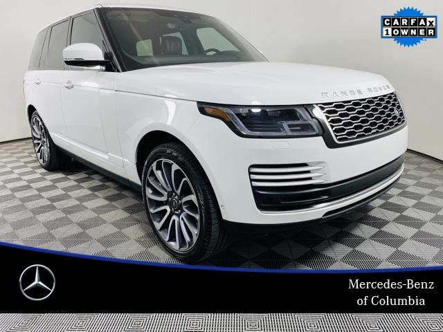 2019 Land Rover Range Rover Supercharged : Car has generic photo