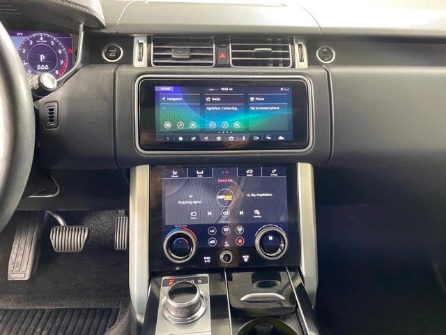2019 Land Rover Range Rover Supercharged