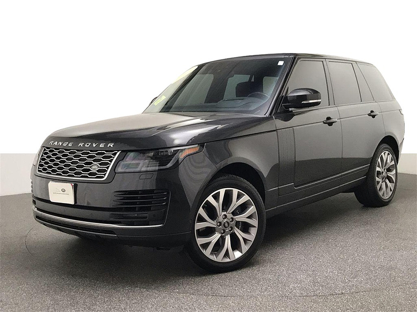 2019 Land Rover Range Rover Supercharged:24 car images available