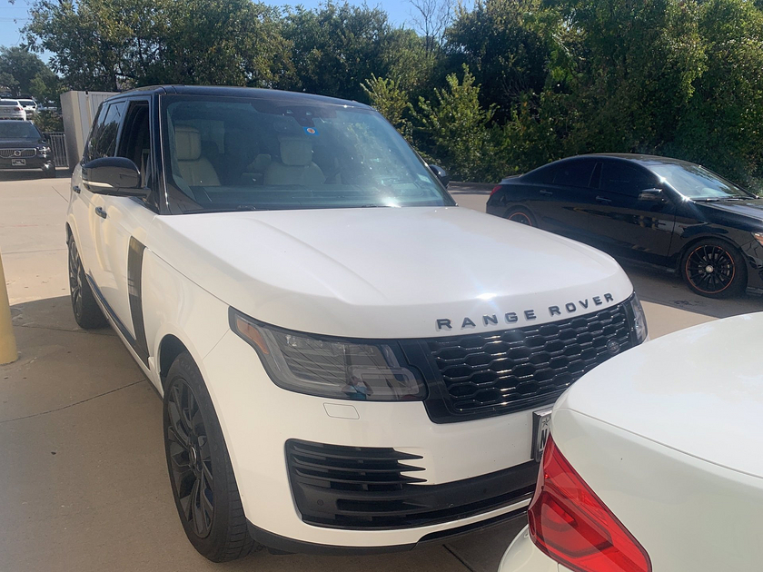 2018 Land Rover Range Rover Supercharged:7 car images available