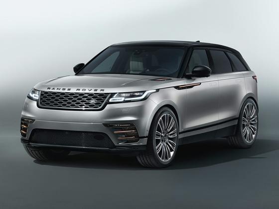 2018 Land Rover Range Rover Velar  : Car has generic photo