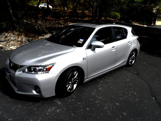 2012 Lexus CT 200h:6 car images available