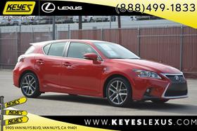 2014 Lexus CT 200h:24 car images available
