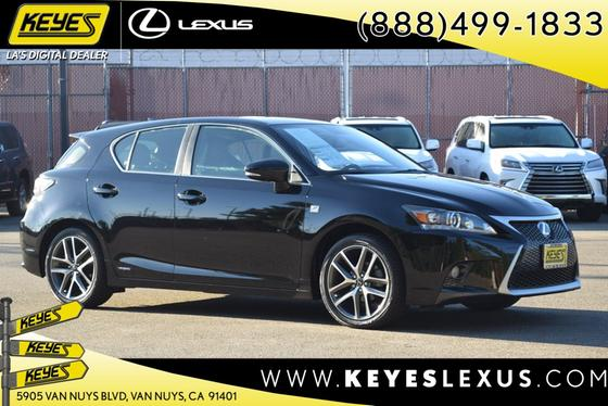 2015 Lexus CT 200h:24 car images available