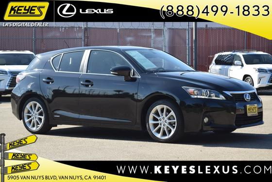 2012 Lexus CT 200h:21 car images available