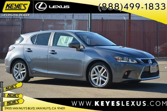 2014 Lexus CT 200h:24 car images available