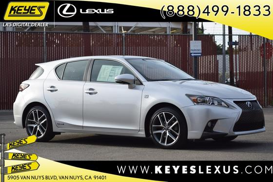 2015 Lexus CT 200h:24 car images available