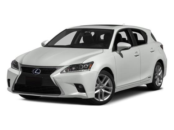 2014 Lexus CT 200h : Car has generic photo