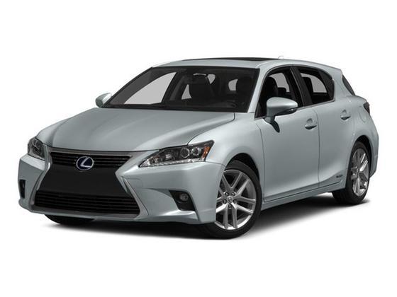 2015 Lexus CT 200h : Car has generic photo