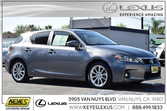 2013 Lexus CT 200h:23 car images available