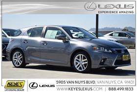 2015 Lexus CT 200h:22 car images available