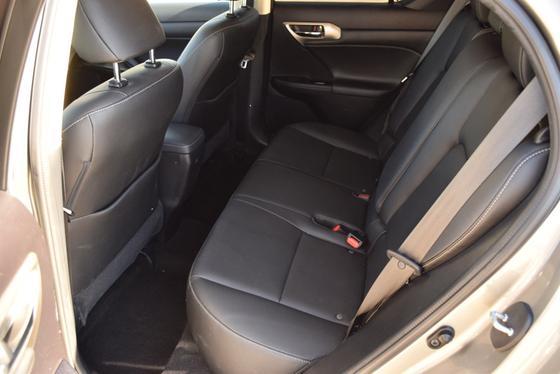 2017 Lexus CT 200h