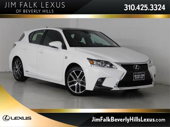 2016 Lexus CT 200h:24 car images available