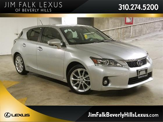 2013 Lexus CT 200h:24 car images available