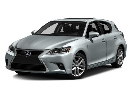 2016 Lexus CT 200h : Car has generic photo