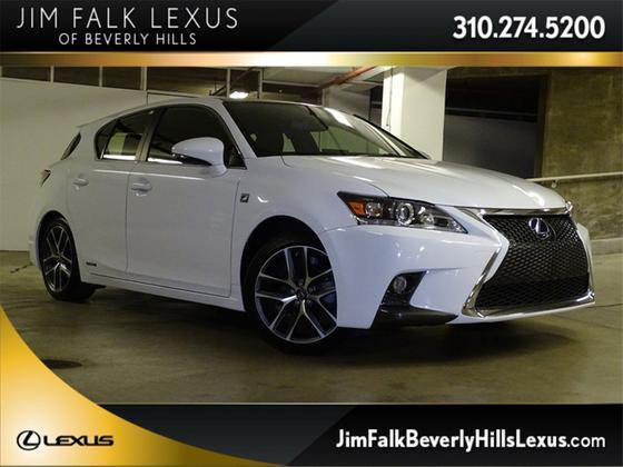 2016 Lexus CT 200h:24 car images available