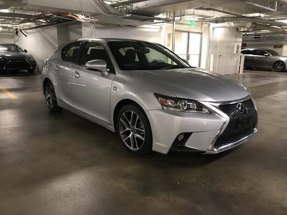 2016 Lexus CT 200h:4 car images available