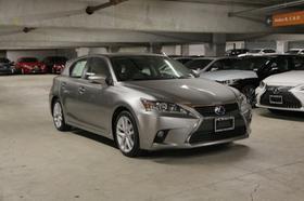 2017 Lexus CT 200h:18 car images available