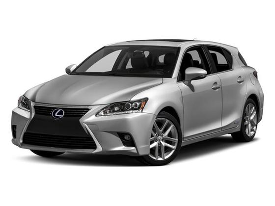 2017 Lexus CT 200h : Car has generic photo