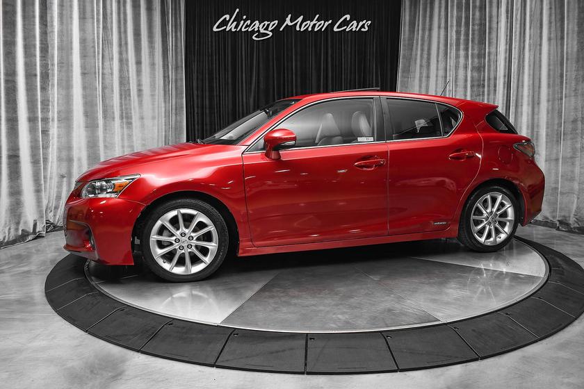 2012 Lexus CT 200h:24 car images available