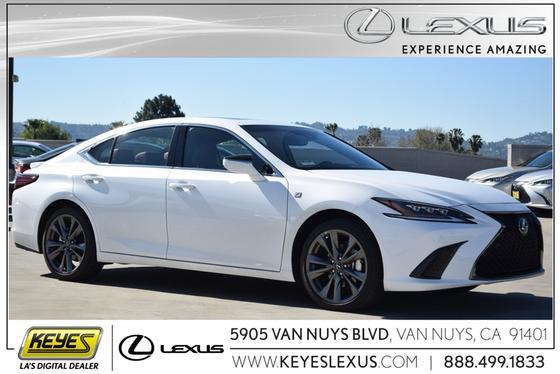 2019 Lexus ES :24 car images available