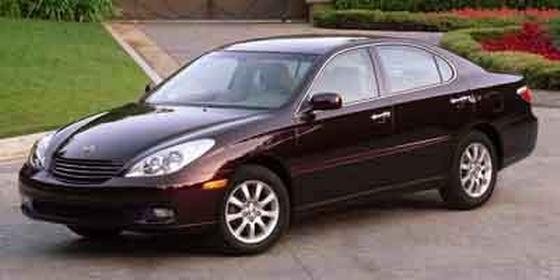 2002 Lexus ES 300 : Car has generic photo