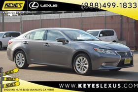 2014 Lexus ES 300H:24 car images available