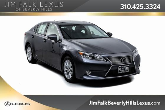 2015 Lexus ES 300H:24 car images available