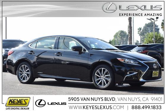 2016 Lexus ES 300H:23 car images available