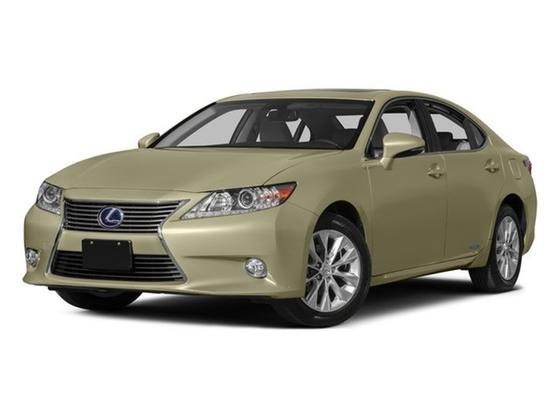 2015 Lexus ES 300H : Car has generic photo