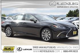 2019 Lexus ES 300H:16 car images available