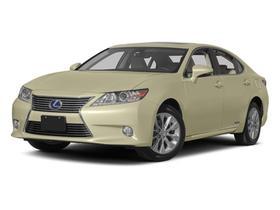 2013 Lexus ES 300H : Car has generic photo