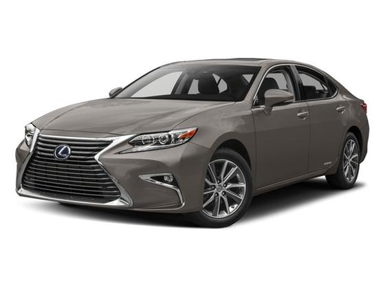 2018 Lexus ES 300H : Car has generic photo