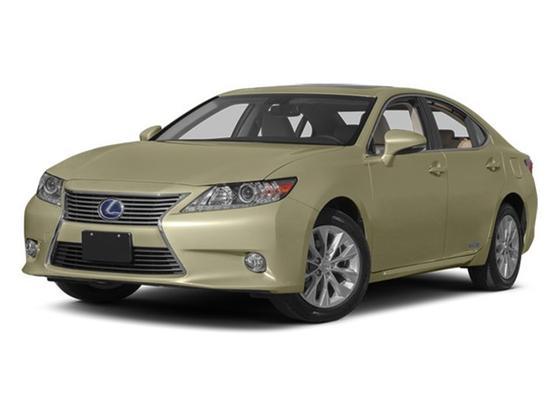 2014 Lexus ES 300H : Car has generic photo