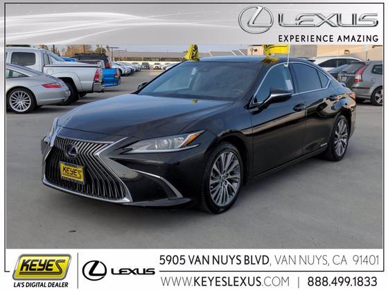 2019 Lexus ES 300H:24 car images available