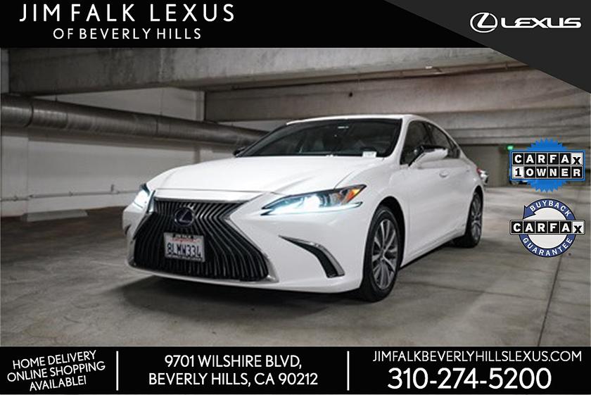 2019 Lexus ES 300H:13 car images available