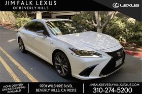 2019 Lexus ES 350 F Sport:24 car images available