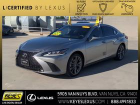 2019 Lexus ES 350 F Sport:24 car images available