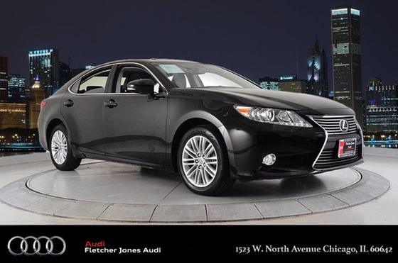 2013 Lexus ES 350:24 car images available