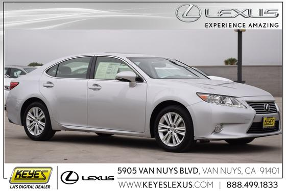 2015 Lexus ES 350:22 car images available