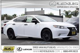 2015 Lexus ES 350:24 car images available