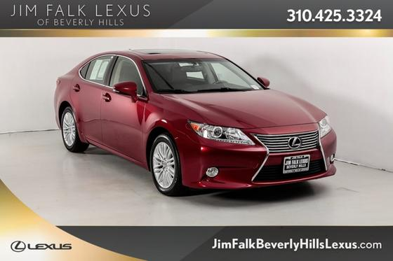 2015 Lexus ES 350:24 car images available