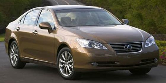 2007 Lexus ES 350 : Car has generic photo