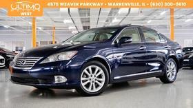 2012 Lexus ES 350:24 car images available
