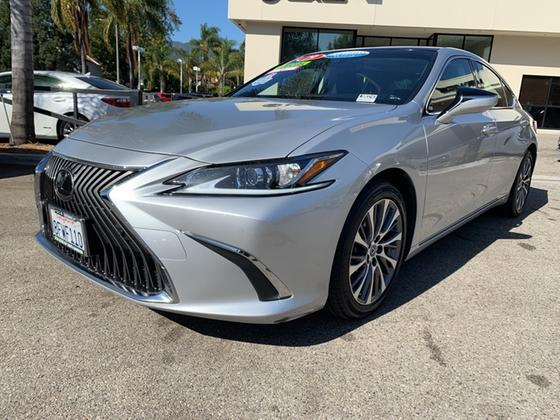 2019 Lexus ES 350:21 car images available