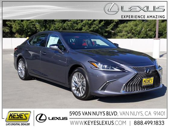 2020 Lexus ES 350:24 car images available