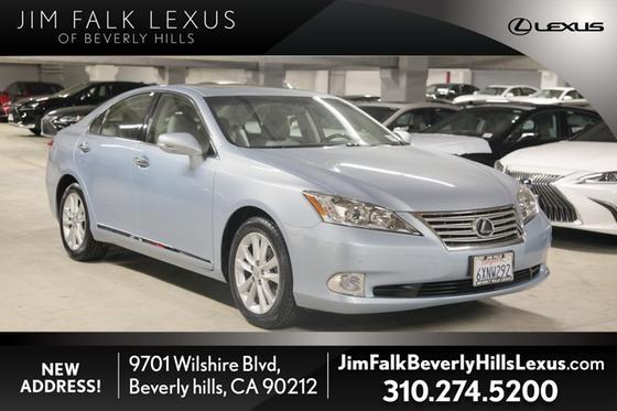 2012 Lexus ES 350:22 car images available